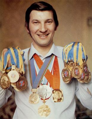 Tretyak medali